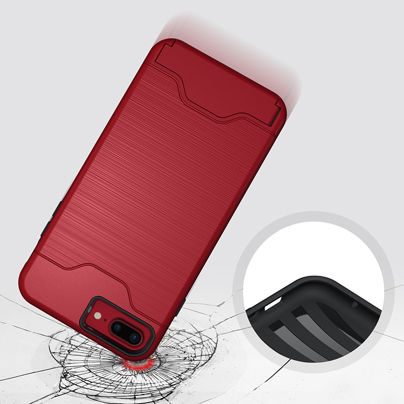 shock-absorbent case for iPhone