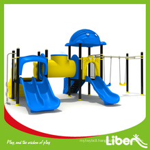 Wenzhou Factory Animal Kids Playground with Elephant Plastic Panel