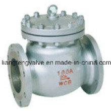 JIS Carbon Steel Flange Swing Check Valve