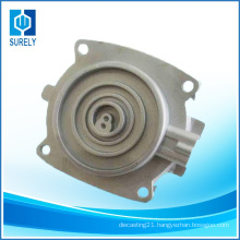 Good Quality Coffee Machine Parts Machining of Aluminum Casting