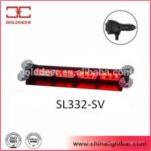 Линейный 12W предупреждение лобовое стекло тире светодиодов (SL332-SV)
