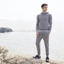 Kaschmir-Sweat-Anzug für junge Männer