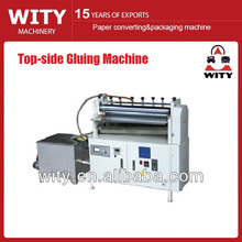 Hot-melt Adjustable-speed Upper-side Gluing Machine