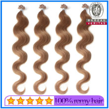 Wholesale Top Grade All Length U Tip 18 Inch Human Hair Extensions