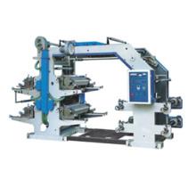 4-красочная широкоформатная печатная машина шириной 600 мм (CE)