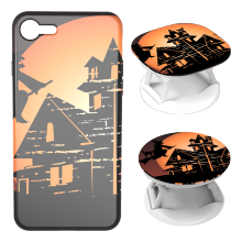 Amazon Hot Selling Halloween Design Low Moq High Quality Mobile Accessories Phone Holder Promotional Gift Phone Ring