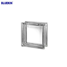 ISO certificate high quality glass block for interior and exterior decoration