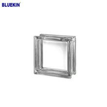 Bloco de vidro de alta qualidade certificado ISO para decoração interior e exterior