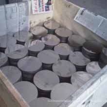 China Hochwertiger Grad 410 kaltgewalzter Edelstahlkreis