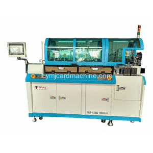 Sei stazioni Full Auto Punching Machine