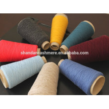 оптовая шерстяной пряжи 100% шерсть пряжа из внутренней Монголии Китая