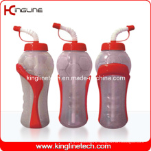 Plastic Sport Water Bottle, Plastic Sport Water Bottle, 600ml Plastic Drink Bottle (KL-6650)