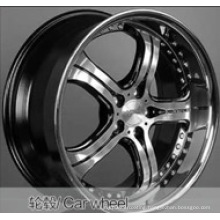 2016 Powder Coating Colors for Car Wheel in Nickel Chrome Silver Color