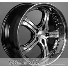 2016 Порошковые краски для автомобильных колес из никелевого хром Серебристый цвет