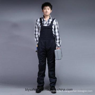 Salopette pantalon globale de travail de mens Heavy Twill constructeurs Bib et accolade