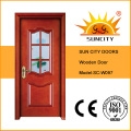 Quality Tempered Glass Entry Door