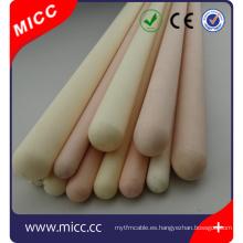 Fabricante de China MICC 99.5% 95% de alúmina COE BEO tubo de cerámica