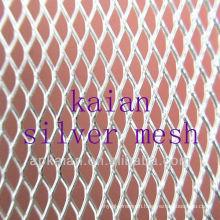 pure silver wire mesh panel
