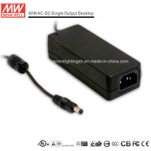 Mean Well 60W AC-DC Desktop Power Supply