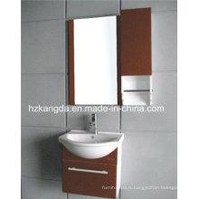 Vanité de salle de bain en PVC / cabinet de toilette en PVC (KD-299E)