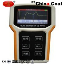4km Portable Automatic Communication Cable Antenna Fault Locator Tester Analyzer