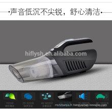 HF-6601 (008) 120W Aspirateur de voiture Portable 12V 4 IN 1 Haute puissance Wet & Dry à double usage Super Aspiration Buster Pompe Gonflable