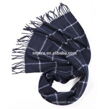 Innere Mongolei Hersteller Männer Frauen allgemeinen Schal Großhandel SCI0034 Herbst Winter warm Plüsch Kaschmir Wolle Schal
