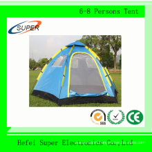 210T Polyester Double Layer Fiberglass Pole 8.5mm Tent