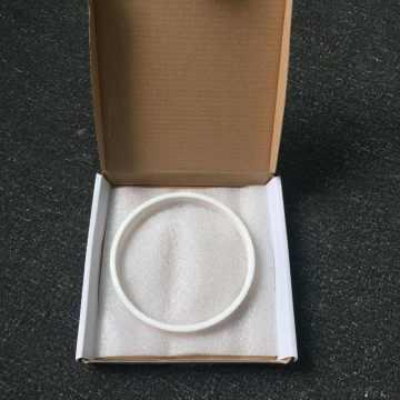 Anillo de cerámica de circonita de un solo bisel para taza de tinta de impresión de almohadilla para la venta
