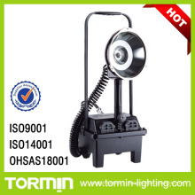 HID or Halogen Explosion Proof Protable Flood Light