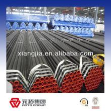 El precio de fábrica galvanizó el tubo sin costuras del astm a106 del precio más bajo hecho en China