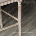 Wohnzimmer Esszimmer Stoff runden Rücken französische Bar Stuhl