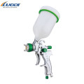 LUODI High quality Circular nozzle green color paint spray gun