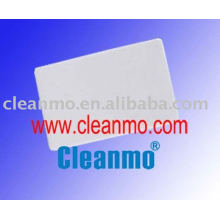 CR80 cleaning card for ATM machine, card reader cleaning card
