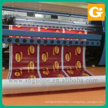 Fabricant de bannière flexible