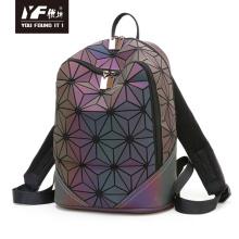 Benutzerdefinierte geometrische leuchtende wasserdichte Laptoptasche