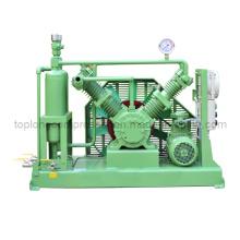 Oil Free High Pressure O2 Oxygen Helium Nitrogen Reciprocating Compressor