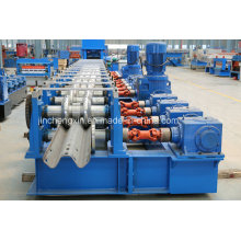 Hot Dipped Galvanized W Beam Guardrail Roll Forming Machine for 2015