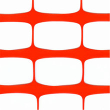 Emergency Protection Barrier Plastic Fence Orange Safety Net