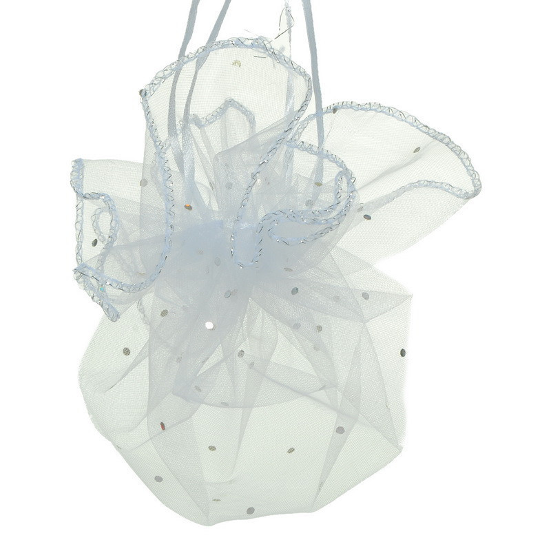 wedding candy organza bag