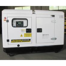 Gerador de poder diesel silencioso de 125kVA CUMMINS