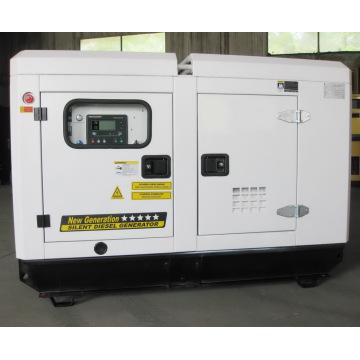64kw / 80kVA CUMMINS silencioso conjunto de gerador de energia diesel