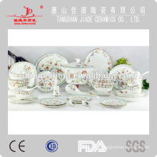 46PCS 121 PCS RUSSIA DESIGN STYLE bone china dinner set, dinner ware series