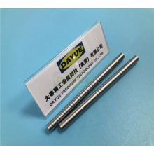 1.2379 Varilla de molienda de acero que mecaniza personalización de varilla de cromo