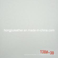 Светло-серого цвета в романтическом стиле диван кожаный (138#)