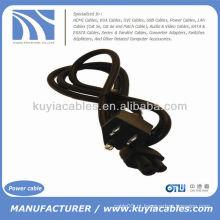 250V 10A AU Plug ao cabo de alimentação do soquete C15 para o PC / fogão de arroz 1M