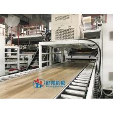 Professional SPC stone plastic floor production line