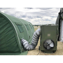 Mobile Field Hospital air conditioner 7000W 24000BTU