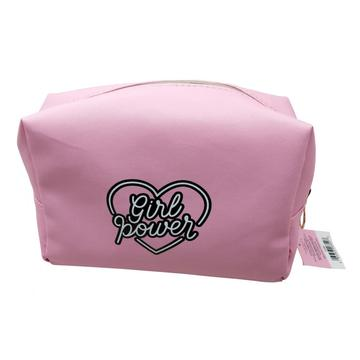 PINK HEART MAKEUP BAG-0