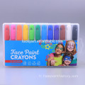 Color Face Paint Crayon